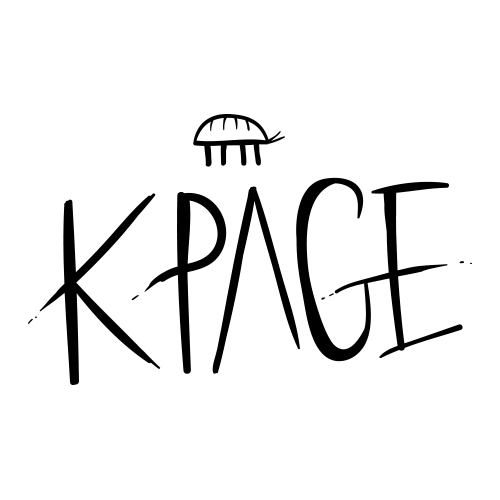 K Page Illustration